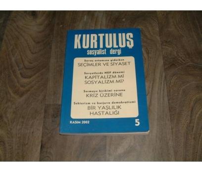 İLKS&KURTULUŞ DERGİSİ-SAYI 5-KASIM 2002 1