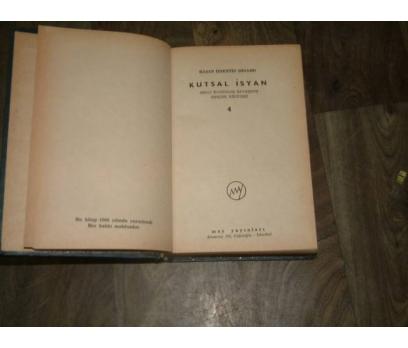 İLKS&KUTSAL İSYAN-HASAN İZZETTİN DİNAMO-4.CİLT