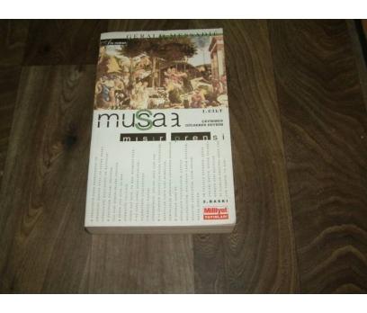İLKS&MUSA MISIR PRENSİ 1.CİLT-GERALD MESSADİE