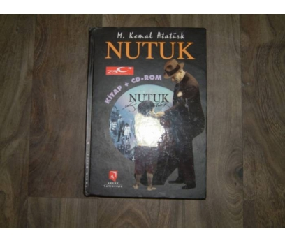 İLKS&NUTUK-M.KEMAL ATATÜRK-KİTAP+CD-ROM BİRLİKTE