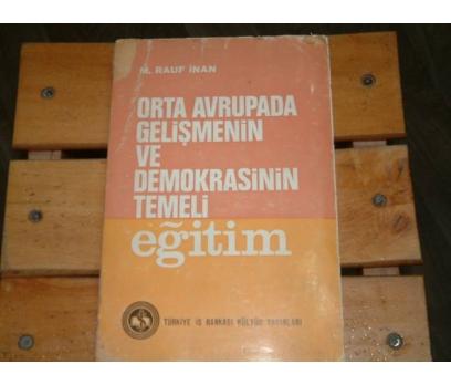 İLKS&ORTA AVRUPADA GELİŞMENİN VE DEMOKRASİNİN