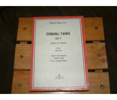 İLKS&OSMANLI TARİHİ-JOSEPH VON HAMMER-2.CİLT