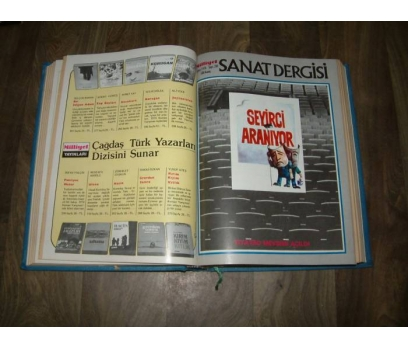 İLKS&SANAT DERGİSİ-1976-SAYI-196-DAAN-SAYI-210