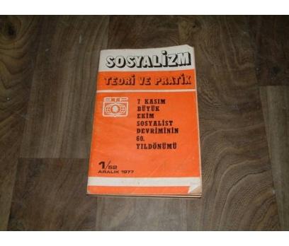 İLKS&SOSYALİZM DERGİSİ-SAYI 4/55 1978