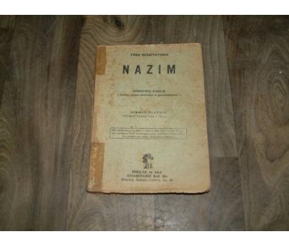 İLKS&TÜRK EDEBİYATINDA NAZIM-HİKMET İLAYDIN