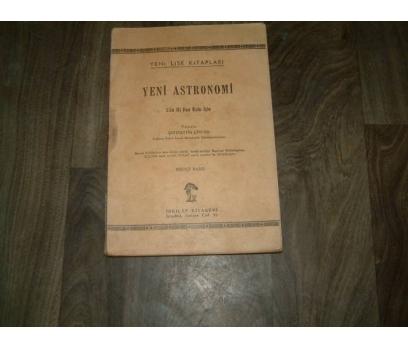 İLKS&YENİ ASTRONOMİ-ŞEREFETTİN ÇİNTAN-LİSE 3