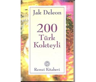İLKSAHAF&200 TÜRK KOKTEYLİ-JAK DELEON-1997