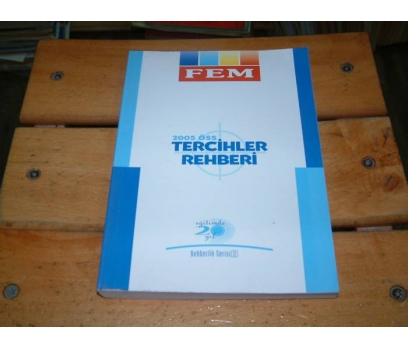 İLKSAHAF&2005 ÖSS TERCİHLER REHBERİ