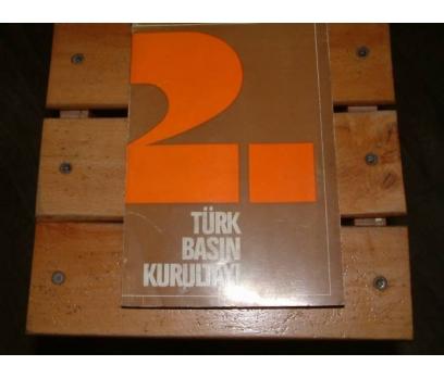 İLKSAHAF&2.TÜRK BASIN KURULTAYI-ERDOĞAN TAMER