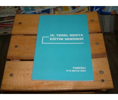 İLKSAHAF&9. YEREL MEDYA EĞİTİM SEMİNERİ
