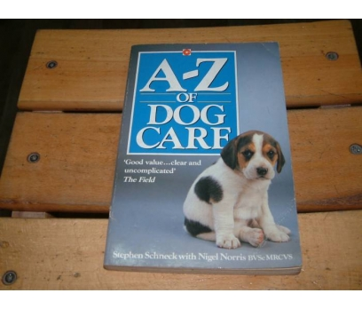 İLKSAHAF&A-Z OF DOG CARE-STEPHEN SCHNECK WİTH Nİ