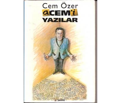İLKSAHAF&ACEMİ YAZILAR-CEM ÖZER-1997