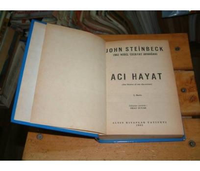 İLKSAHAF&ACI HAYAT-JOHN STEİNBECK