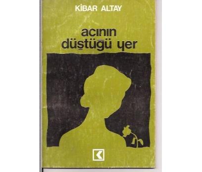 İLKSAHAF&ACININ DÜŞÜTÜĞÜ YER-KİBAR ALTAY-1984