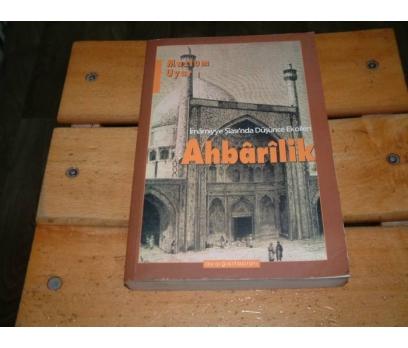 İLKSAHAF&AHBARİLİK-MAZLUM UYAR