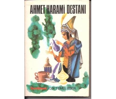 İLKSAHAF&AHMET HARAMİ DESTANI-H:HALİS AKAYDIN---