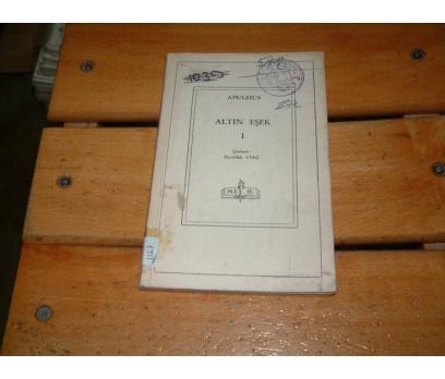 İLKSAHAF&ALTIN EŞEK-CİLT 1-APULEIUS