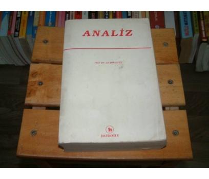 İLKSAHAF&ANALİZ-ALİ DÖNMEZ