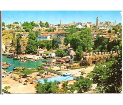 İLKSAHAF&ANTALYA ŞEHİRDEN UMİMİ BİR G-KARTPOSTAL