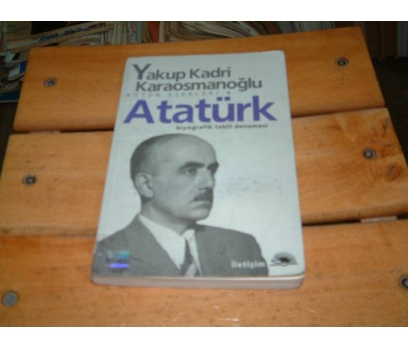 İLKSAHAF&ATATÜRK-YAKUP KADRİ KARAOSMANOĞLU