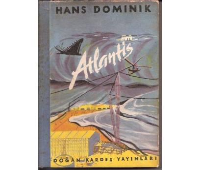 İLKSAHAF&ATLANTİS-HANS DOMINIK-BEHCET CEMAL-1955 1