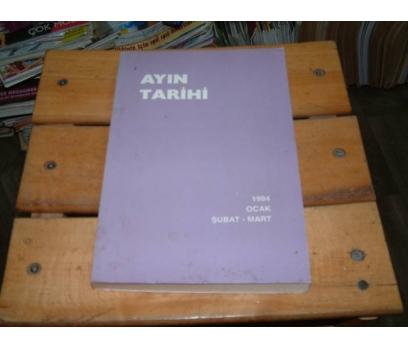 İLKSAHAF&AYIN TARİHİ-1994-OCAK ŞUBAT MART
