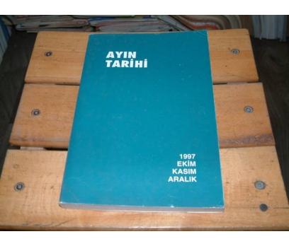 İLKSAHAF&AYIN TARİHİ-1997-EKİM KASIM ARALIK