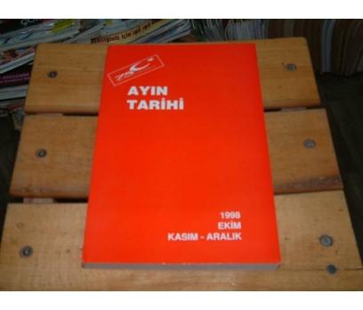 İLKSAHAF&AYIN TARİHİ-1998-EKİM KASIM ARALIK