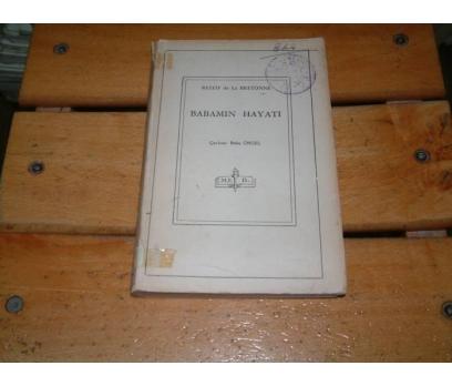 İLKSAHAF&BABAMIN HAYATI-RESTIF DE LA BRETONNE