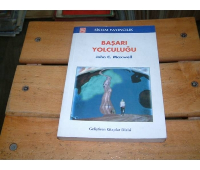 İLKSAHAF&BAŞARI YOLCULUĞU-JOHN MAXWELL