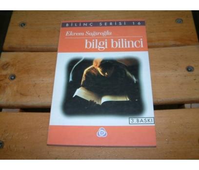 İLKSAHAF&BİLGİ BİLİNCİ-EKREM SAĞIROĞLU