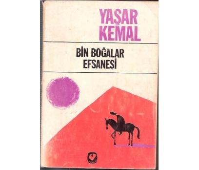 İLKSAHAF&BİNBOĞALAR EFSANESİ-YAŞAR KEMAL-1973
