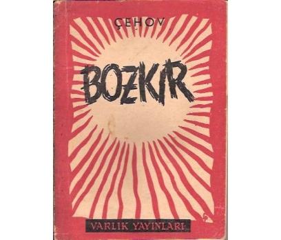 İLKSAHAF&BOZKIR-A.ÇEHOV-MEHMET ÖZGÜL-1960
