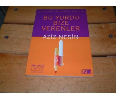 İLKSAHAF&BU YURDU BİZE VERENLER-AZİZ NESİN
