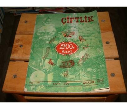 İLKSAHAF&ÇİFTLİK-SAYI 200