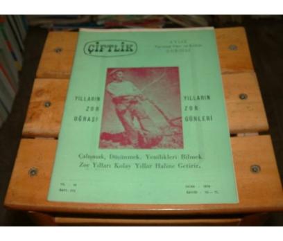 İLKSAHAF&ÇİFTLİK-SAYI 213
