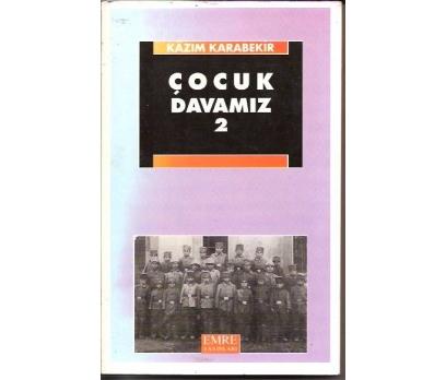 İLKSAHAF&ÇOCUK DAVAMIZ 2-KAZIM KARABEKİR-1995