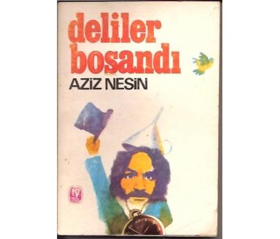 İLKSAHAF&DELİLER BOŞANDI-AZİZ NESİN-1975
