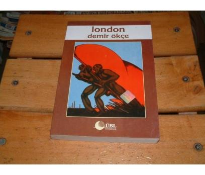 İLKSAHAF&DEMİR ÖKÇE-JACK LONDON
