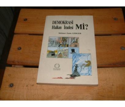 İLKSAHAF&DEMOKRASİ HALKIN İRADESİ Mİ