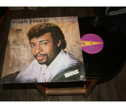 İLKSAHAF&DENNIS EDWARDS-I THOUGHT-LP PLAK