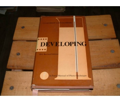 İLKSAHAF&DEVELOPING-C.I.JACOBSON-R.E.JACOBSON