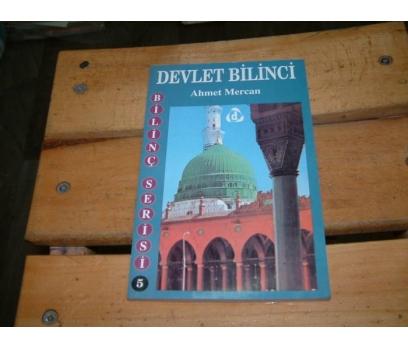 İLKSAHAF&DEVLET BİLİNCİ-AHMET MERCAN