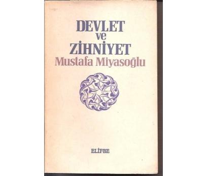 İLKSAHAF&DEVLET VE ZİHNİYET-MUSTAFA MİYASOĞLU-80