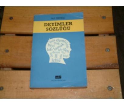 İLKSAHAF&DEYİMLER SÖZLÜĞÜ-ALİ DERELİ