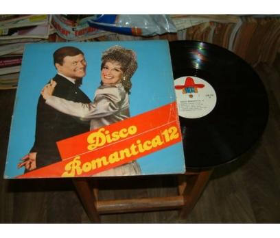 İLKSAHAF&DISCO ROMANTICA 12-LP PLAK