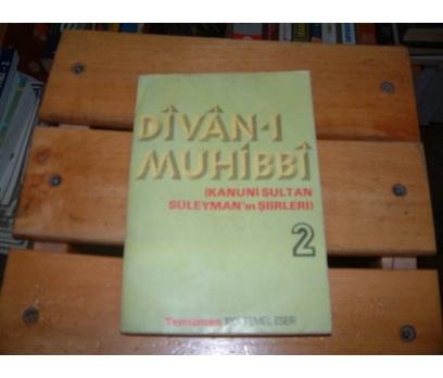 İLKSAHAF&DİVAN-I MUHİBBİ - KANUNİ SULTAN SÜLEYMA