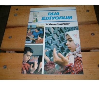 İLKSAHAF&DUA EDİYORUM-M. YAŞAR KANDEMİR