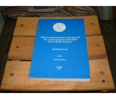 İLKSAHAF&DÜNYA BASIN KONSEYLERİ BİRLİĞİ 7. ULU
