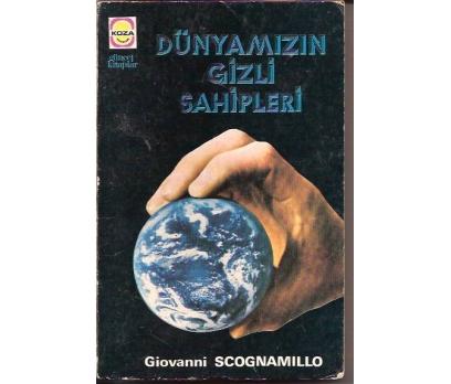 İLKSAHAF&DÜNYAMIZIN GİZLİ SAHİPLERİ-GIOVANNI SCO